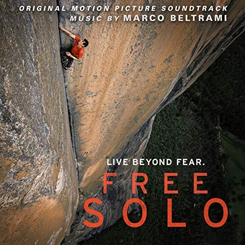 Pop Disciple PopDisciple Soundtrack OST Score Film Music New Releases Free Solo Marco Beltrami