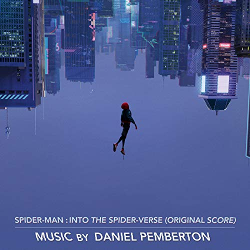 Pop Disciple PopDisciple Soundtrack OST Score Film Music New Releases Spider-Man: Into The Spider-Verse Daniel Pemberton
