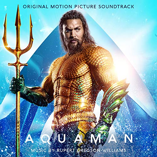 Pop Disciple PopDisciple Soundtrack OST Score Film Music New Releases Aquaman Rupert Gregson-Williams