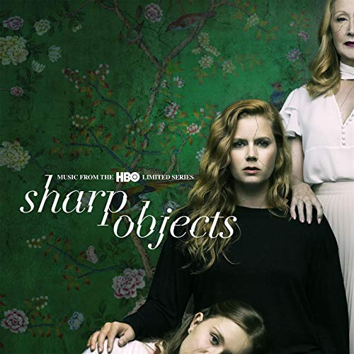 Pop Disciple PopDisciple Soundtrack OST Score Film Music New Releases Sharp Objects Susan Jacobs