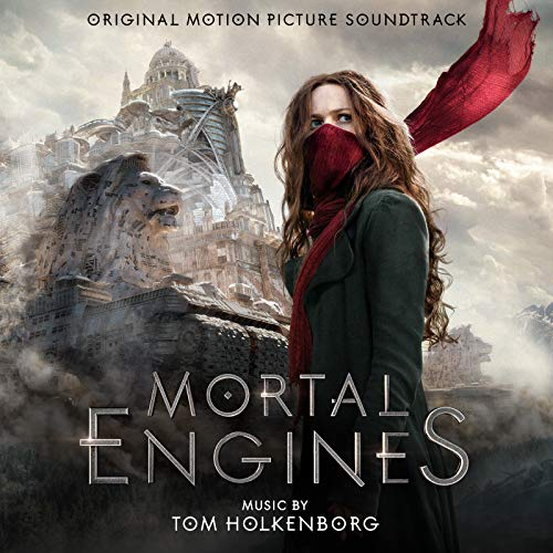 Pop Disciple PopDisciple Soundtrack OST Score Film Music New Releases Mortal Engines Tom Holkenborg Junkie XL