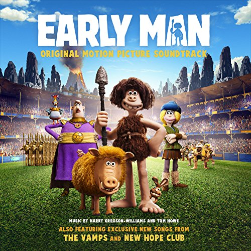 Pop Disciple Podcast Tom Howe Composer Score Film Music Early Man Aardman Animations Shaun the Sheep Movie Farmageddon White Bear PR