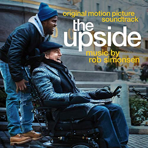Pop Disciple PopDisciple Soundtrack OST Score Film Music New Releases The Upside Rob Simonsen