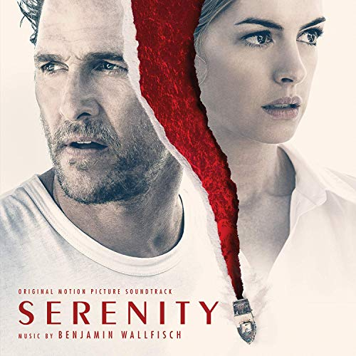 Pop Disciple PopDisciple Soundtrack OST Score Film Music New Releases Serenity Benjamin Wallfisch