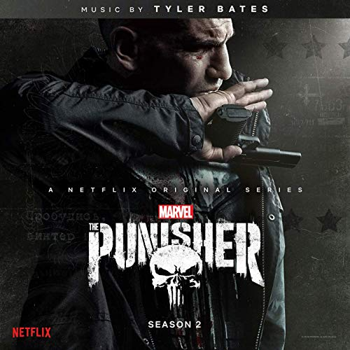 Pop Disciple PopDisciple Soundtrack OST Score Film Music New Releases Punisher Tyler Bates