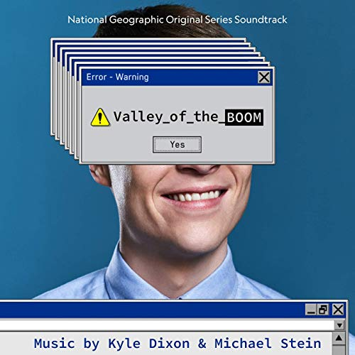 Pop Disciple PopDisciple Soundtrack OST Score Film Music New Releases Valley of the Boom Kyle Dixon MIchael Stein