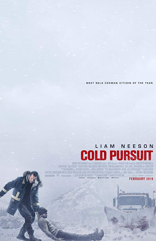 Pop Disciple Now Watching Music Supervision Film Music Soundtrack Composer Music Supervisor Cold Pursuit Hans Petter Moland George Fenton Ian Neil