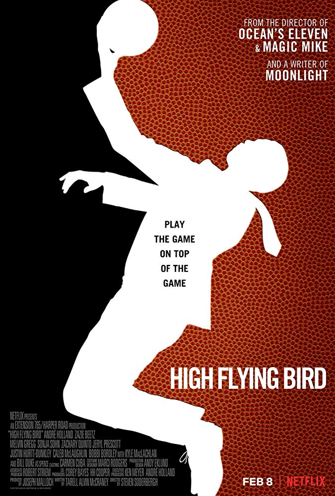 Pop Disciple Now Watching Music Supervision Film Music Soundtrack Composer Music Supervisor High Flying Bird David Wilder Savage