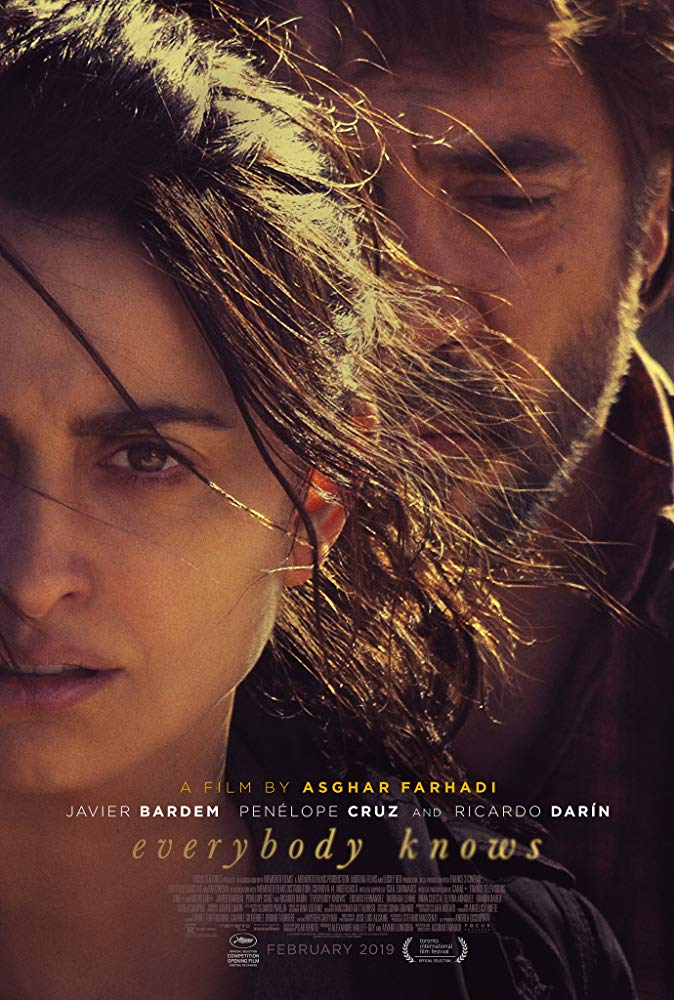 Pop Disciple Now Watching Music Supervision Film Music Soundtrack Composer Music Supervisor Everybody Knows Ashghar Farhadi Javier Limón