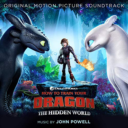 Pop Disciple PopDisciple Soundtrack OST Score Film Music New Releases How to Train Your Dragon The Hidden World John Powell
