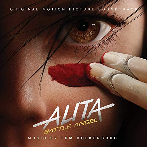 Pop Disciple PopDisciple Soundtrack OST Score Film Music New Releases Alita Battle Angel Junkie XL Tom Holkenborg