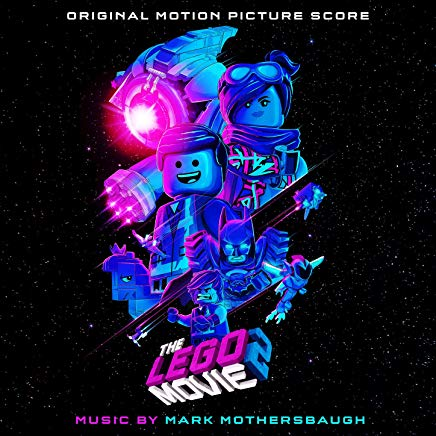 Pop Disciple PopDisciple Soundtrack OST Score Film Music New Releases The LEGO Movie 2 Mark Mothersbaugh