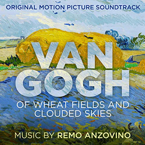 Pop Disciple PopDisciple Soundtrack OST Score Film Music New Releases Van Gogh Of Wheat Fields and Clouded Skies Remo Anzovino