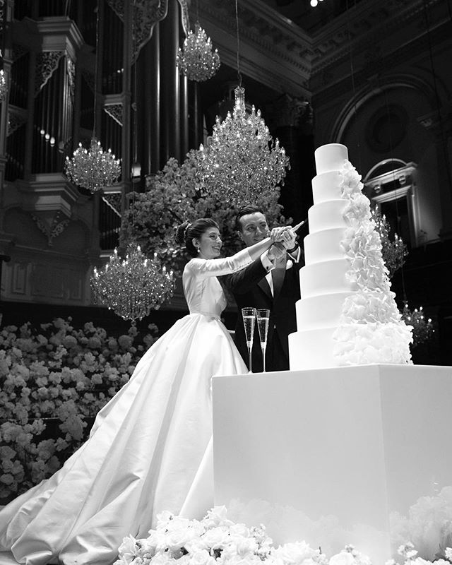 This wedding felt almost royal! ⠀⠀ Dress @steven_khalil . . .  #bride #sydneywedding #cosmobride #weddedwonderland #sydneyweddingphotographer #sydneybride #weddingphotographer #weddingphotographers #weddingdesign #weddinginspirations #smpweddings #blumenthalphotography #weddingblogger #melbournewedding #melbournebride #melbourneweddingphotographer #modernbride #weddingwire #stylemepretty #weddinghairstyle #sydneywedding #weddingstyling #huffpostido #featuremeoncewed #bridestyle #ruffledblog #soloverly #creativelive #thedailywedding #sydneyweddingphotography