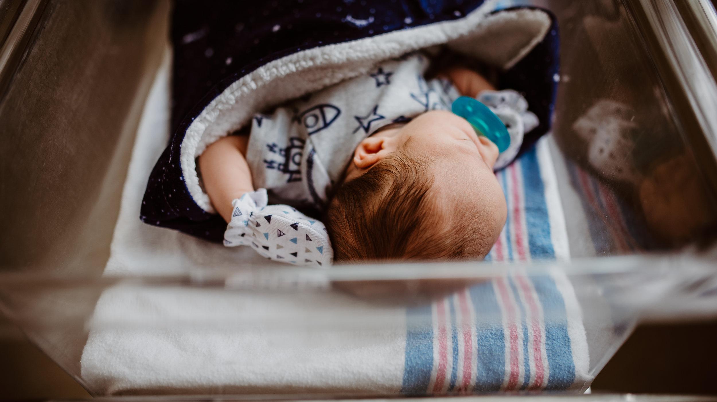 Kaweah delta hospital newborn photography visalia california