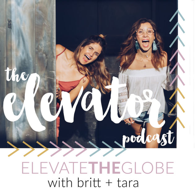 The Elevator with Elevate the Globe - Fiercely Liberated: Thyroid Yoga, Energetic Boundaries, and Compassion - with Fern Olivia