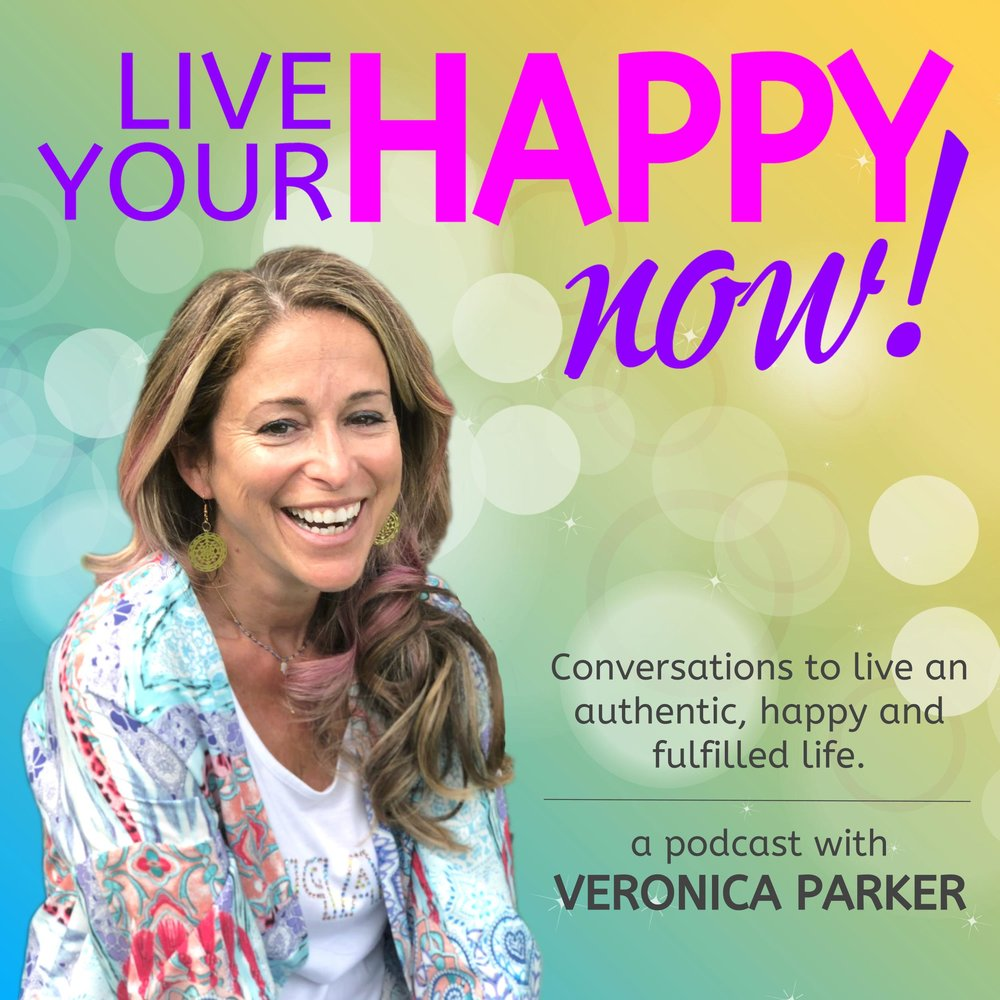 Live Your Happy Now! - What's Wrong with Just Being You? An Authentic Conversation to Embrace All of You with Fern Olivia
