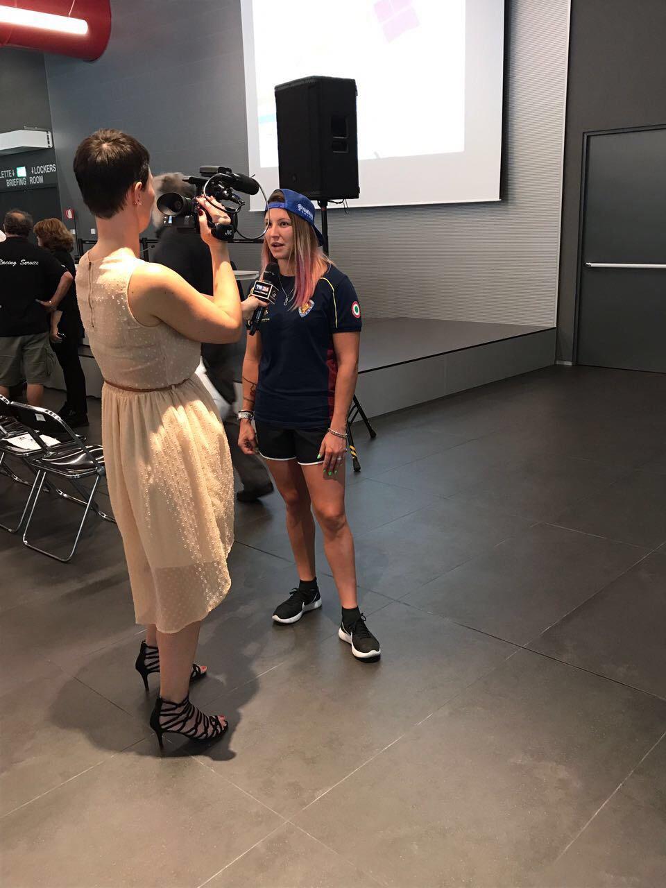 Presentazione MXGP Imola 2018