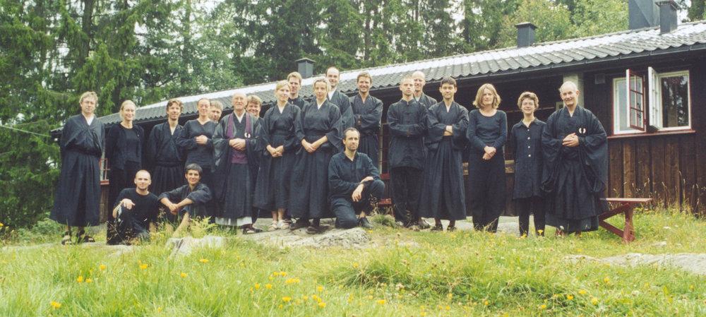 Fra Sesshin 2004