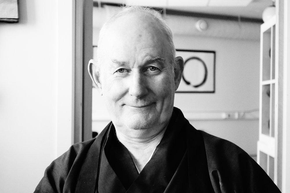 Koun Gordon Geist - Koun har holdt RZS gående siden 1989. Han har ikke lærer-tittel, men er ordinert til lek-munk av senterets tidligere lærer Genro i 2000. Koun kommer opprinnelig fra USA hvor han i en kort periode studerte sammen med Shunryu Suzuki ved San Francisco Zen Center. Han kom til Norge i 1969.