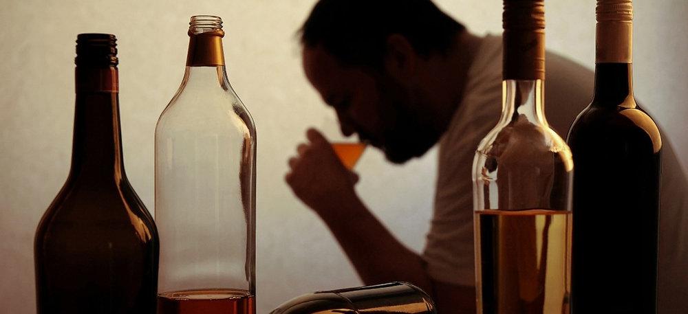 ALCOHOLISMO - (saber más →)