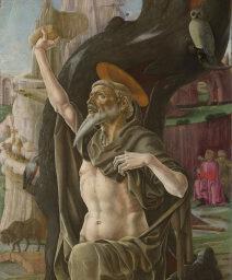 Room 55: St.Jerome Artist: Cosimo Turra