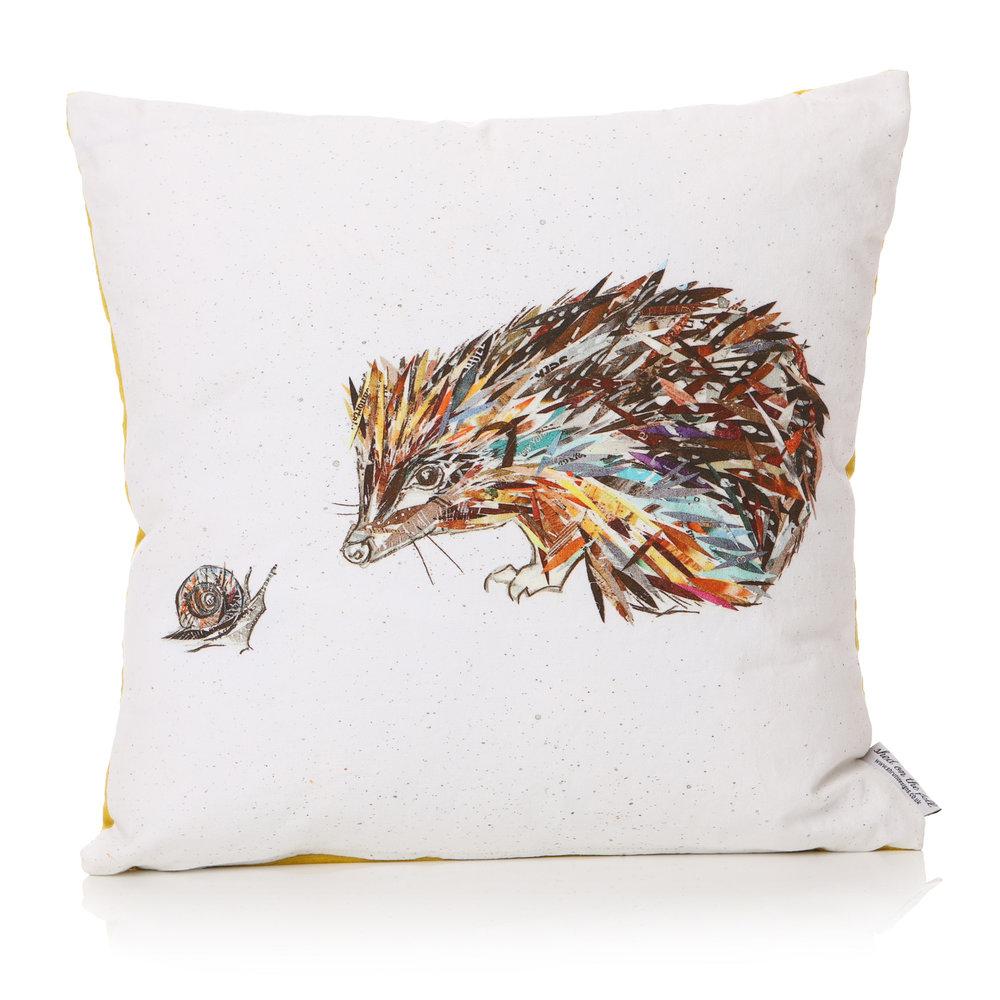 Hedgehog Comfy Cushion