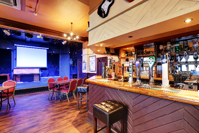 The Essex Arms in Brentwood Function Room