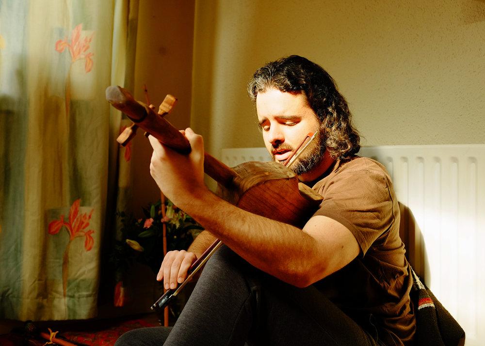 violin Ruymán