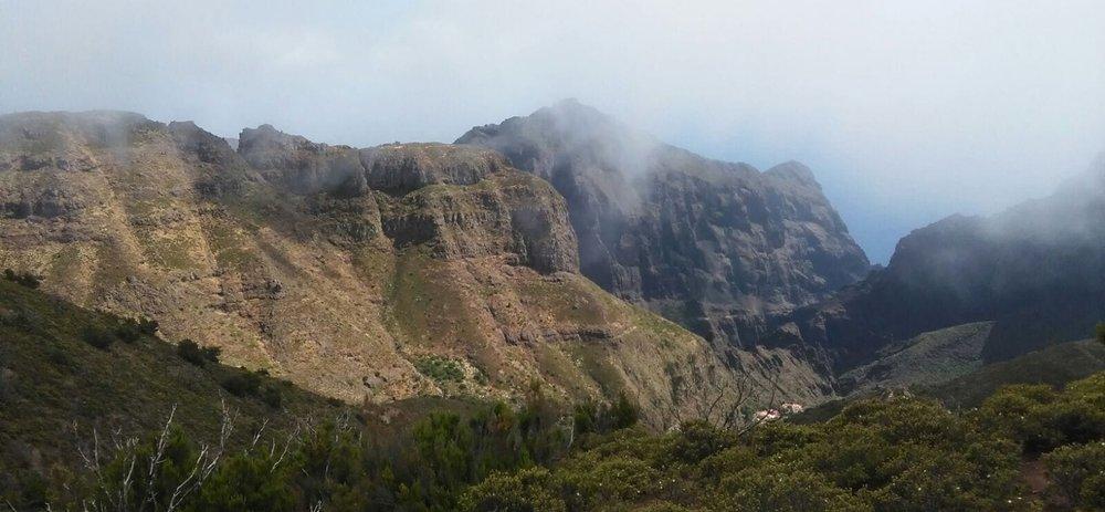 Contacto con Tenerife