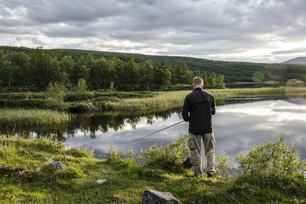 Fiske - Klarer du å lure fjellørreten?