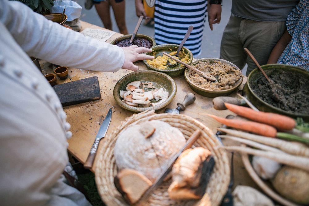 Stredoveká kuchyňa