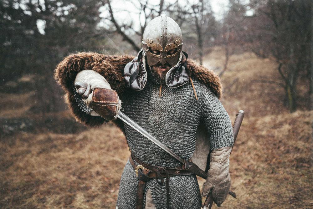Vikingská severskádetektívka