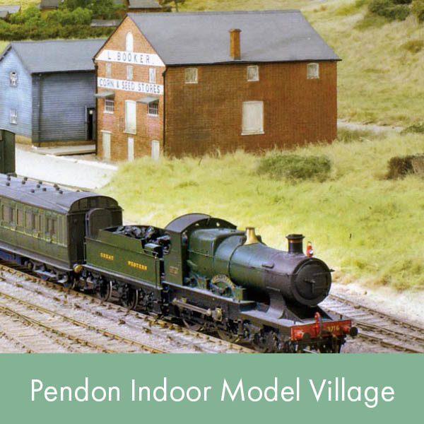 Pendon Indoor Model Village