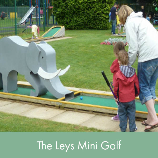 The Leys Mini Golf
