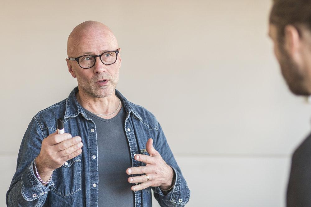 Håkan Sandberg leder från och med mars 2017 Livgivande Företag, efter ett flerårigt ideellt engagemang i nätverket.