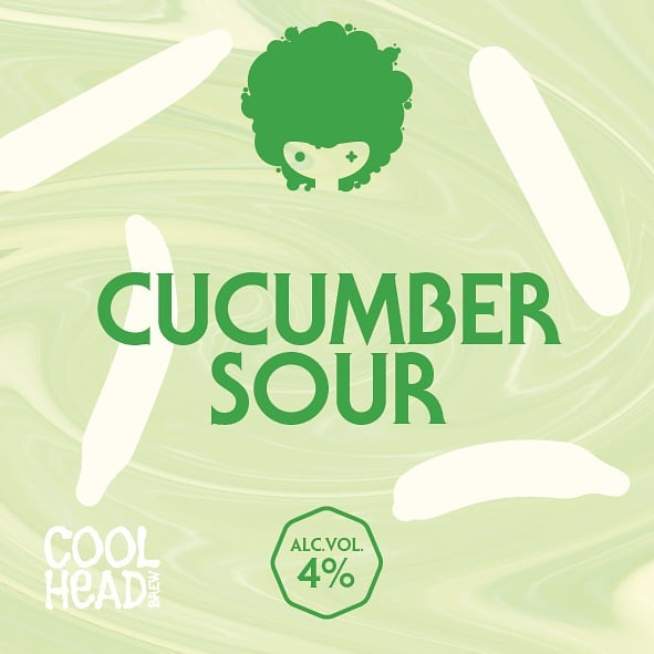 It's that time of the year again.. 🥒🥒🥒🥒🥒🥒🥒🥒🥒🥒🥒🥒🥒🥒 CUCUMBER SOUR 4% is out!  We only brew this beer once a year when the summer is at its hottest. Cold infused with the best seasonal Finnish cucumbers it is the perfect summer relief.  Get it today from @visiofestival Suvilahti where we serve it #COOLSLUSHED for the weekend or buy growlers to go from the brewery tomorrow! Also on tap at @panemakallio already 🍻😋
