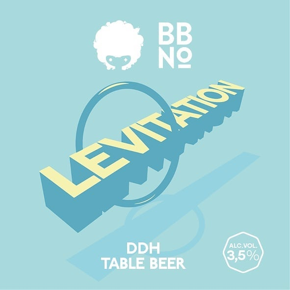 First new release for this week is our collab with @brewbynumbers London, UK.  Levitation is a DDH Table Beer brewed with Citra, Simcoe & Mosaic. Despite its low abv it is full on flavour and hop aroma, and most importantly with huge drinkability.  Available this week at least from the bars below and on Saturday from the brewery.  @panemakallio  @brewdoghelsinki  @oluthuonerotterdam @craftersbarfi  @explosivebarjkl  @silmupub  @solmupub  @olutravintolakonttori @soritaproom  @craftbeerhelsinki (Ullanlinna)
