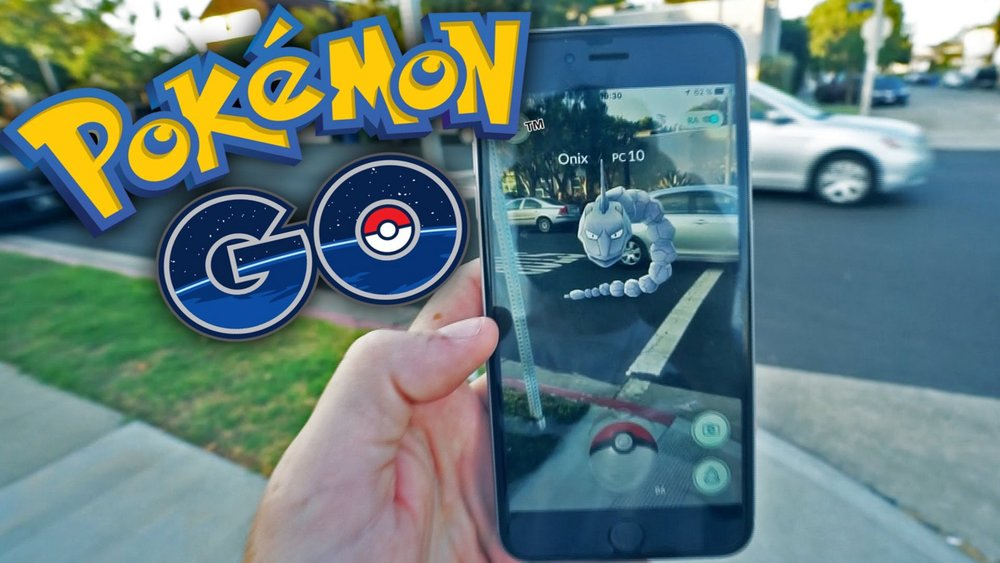 vPokemon Go's Augmented Reality is sure to pave the way for future gaming and videos