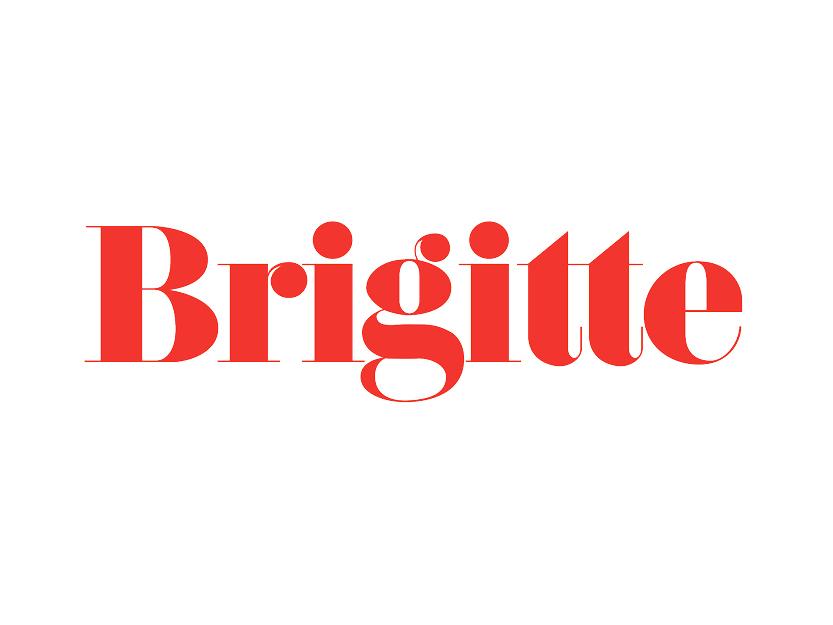 Veröffentlichung im Magazin brigitte