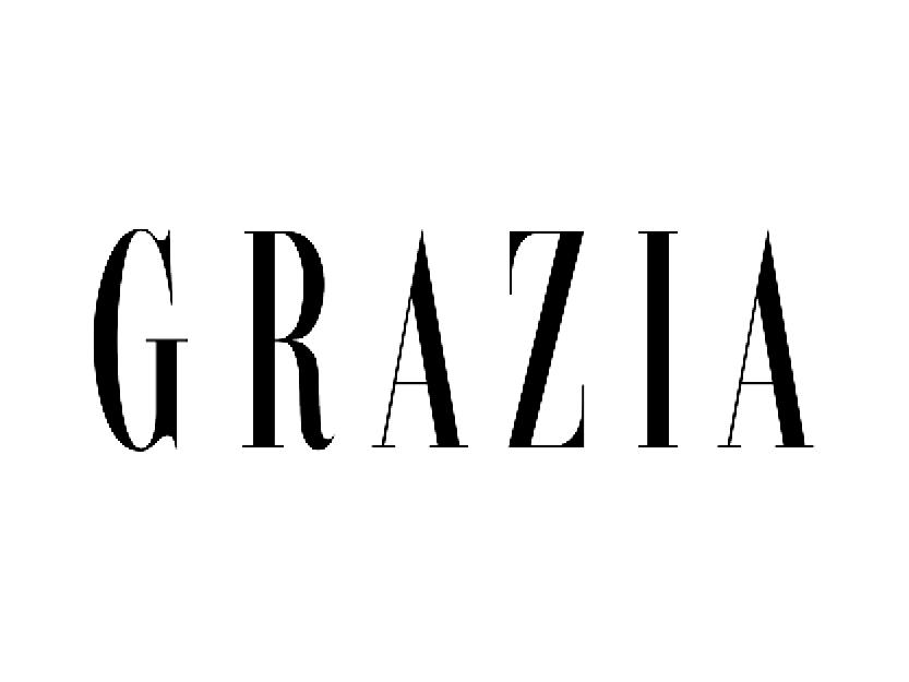 Veröffentlichung im Magazin Grazia