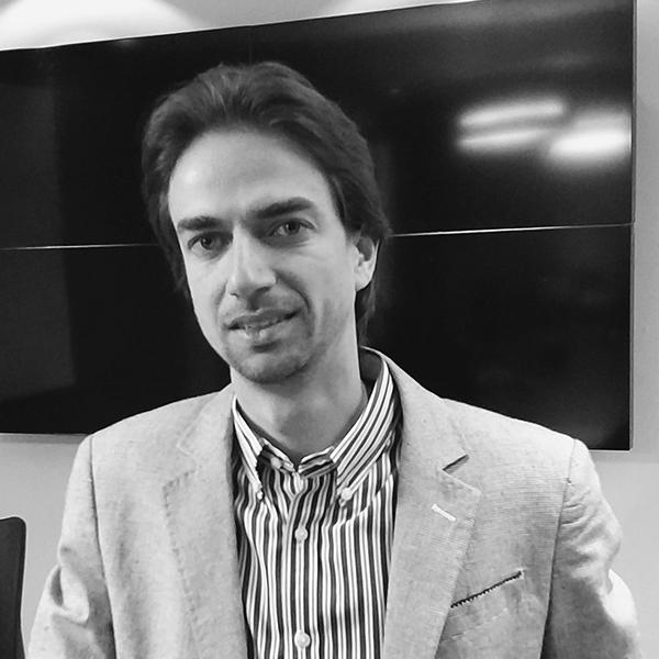 <b>Diego Cuevas</b></br>Tegris</br><i>Dia 16 - 14h30</br>Palco Itaú Inspiração</i></br>
