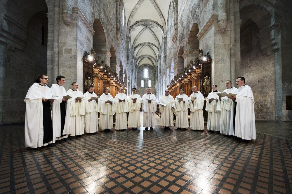 """""""Die singenden Mönche"""", Zisterzienserabtei Heiligenkreuz"""