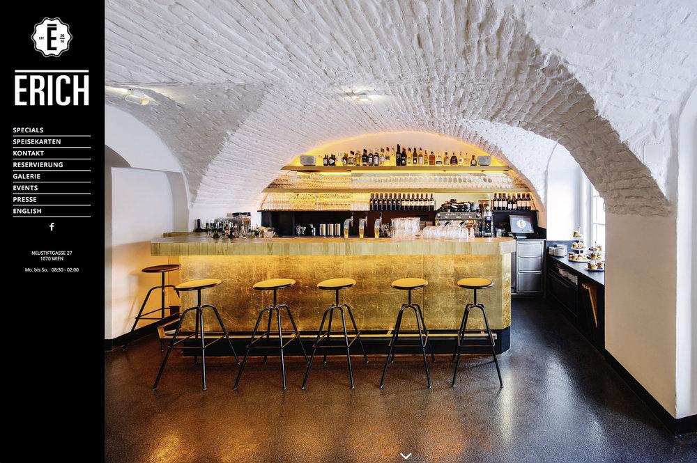 Restaurant Cafe ERICH, Wien