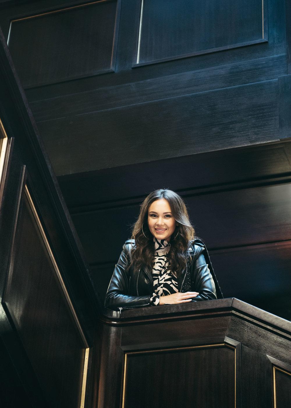 AIDA GARIFULLINA / Opernsängerin