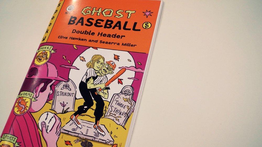 GHOST BASEBALL -