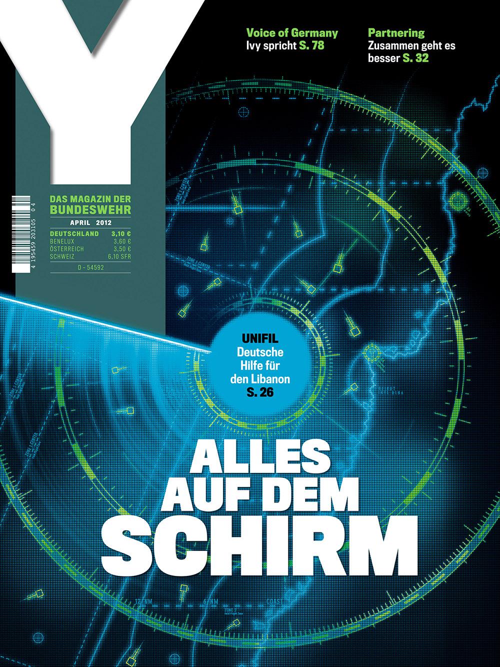 Y - Das Magazin der Bundeswehr