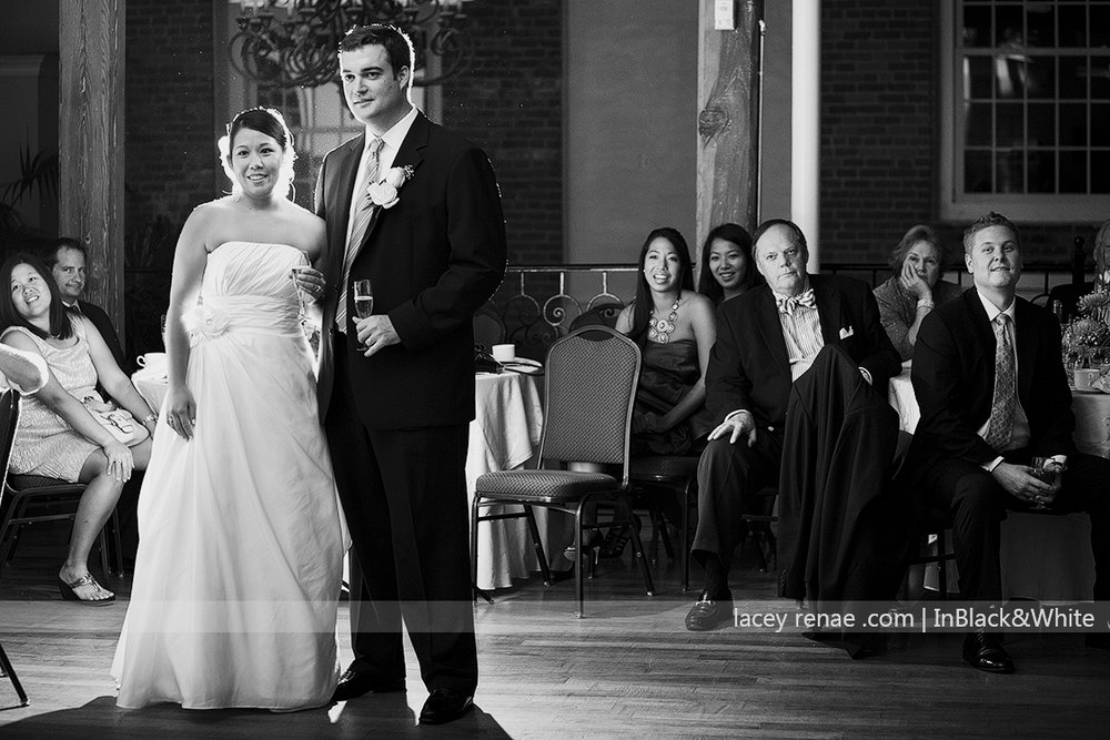 bride and groom toast image