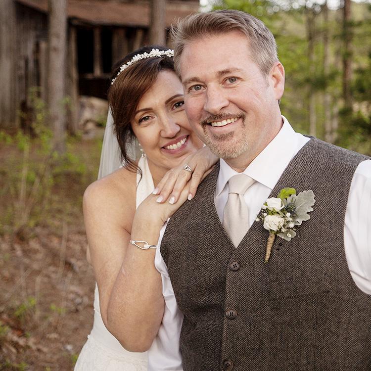 Longview wedding Portrait