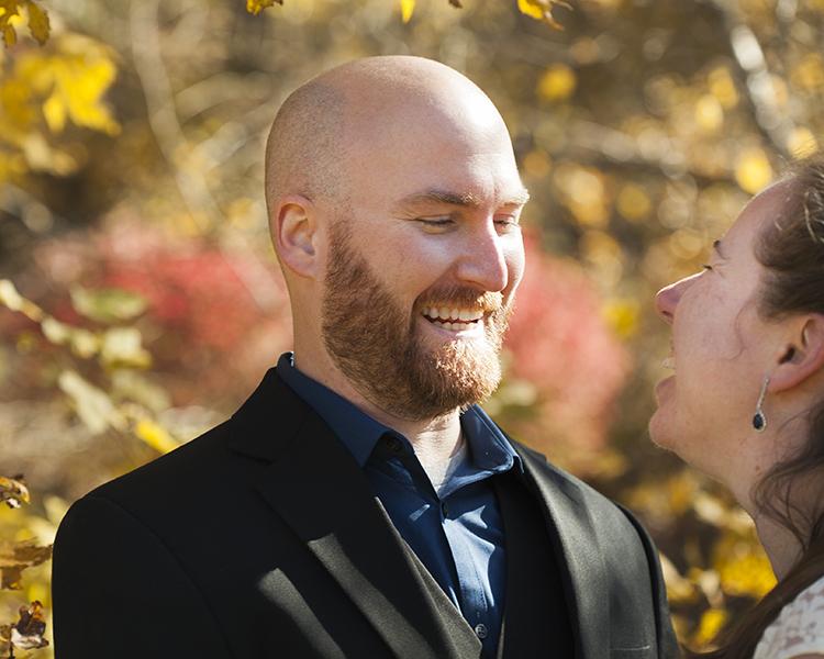 memory mountain wedding photography